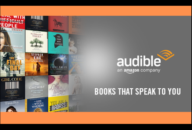 We're now producing Audiobooks!